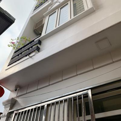Nhà 4 tầng ngõ 61 Đông Trung Hành, Đằng Lâm, Hải An, Hải Phòng