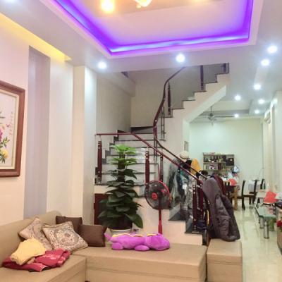 Nhà 4 tầng phố 739 Nguyễn Văn Linh, P Vĩnh Niệm, Q Lê Chân, Hải Phòng