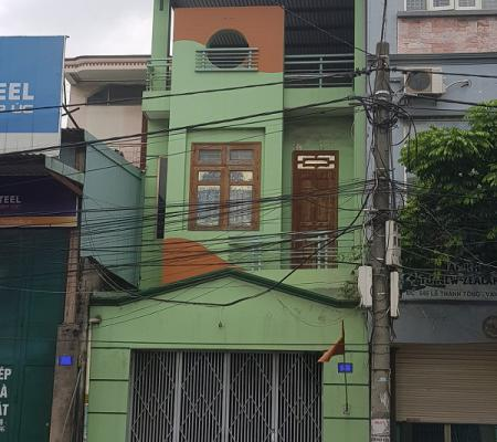 Cần bán nhà 3,5 tầng mặt đường Lê Thánh Tông, Vạn Mỹ, Ngô Quyền